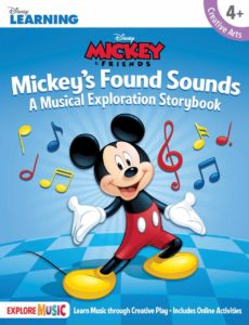 mickeys found sounds