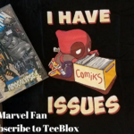 Why Every Marvel Fan Needs to Subscribe to TeeBlox + Win A Subscription! | #Marvel #TeeBlox #Giveaway