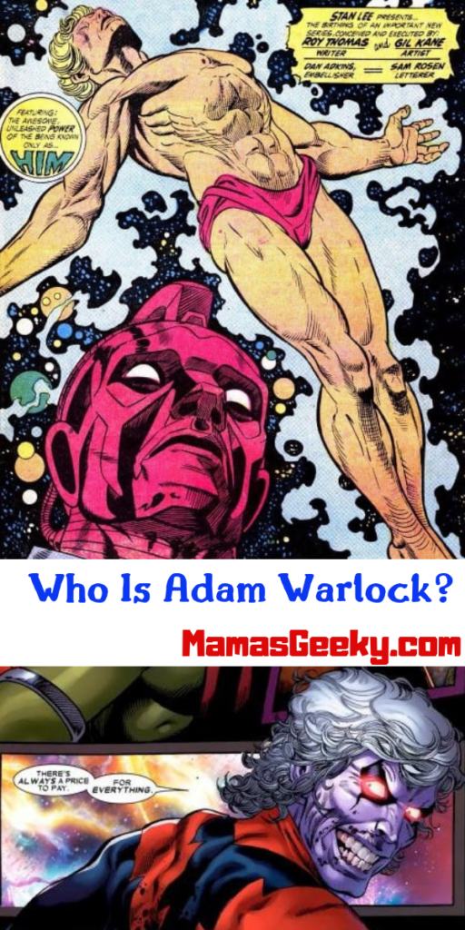 who is adam warlock