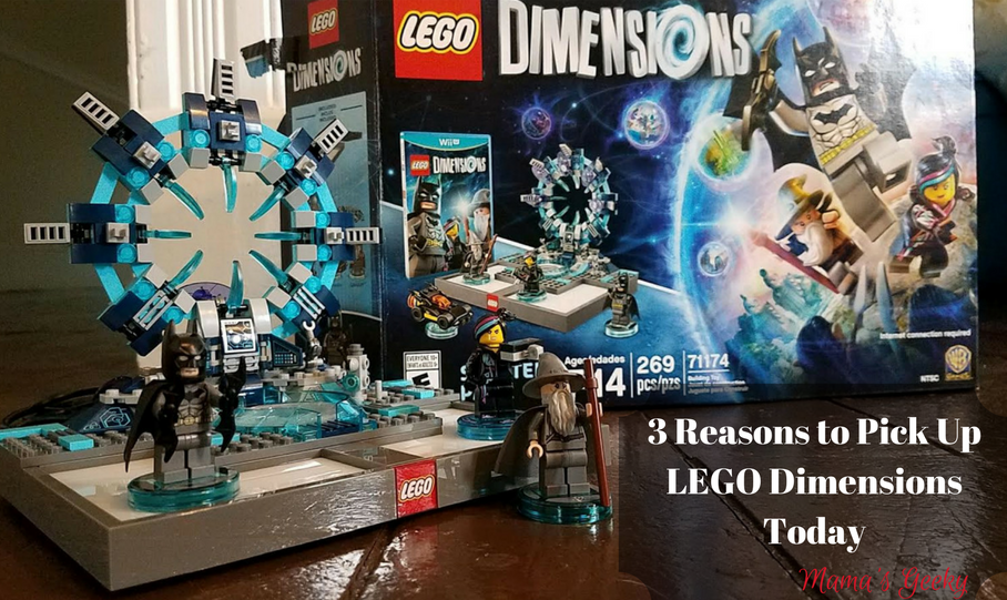 3 Reasons to Pick Up LEGO Dimensions Today
