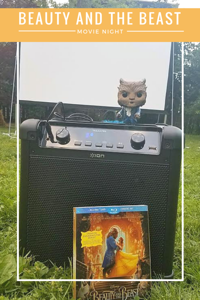 Beauty and the Beast Movie Night
