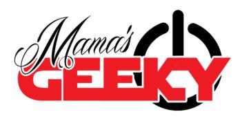Mamas Geeky Logo