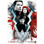 Marvel's Inhumans Gets A Premiere Date on ABC & An IMAX Theater Debut