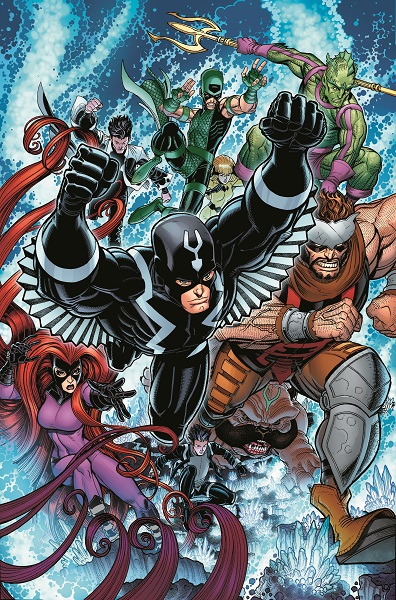 Marvels Inhumans