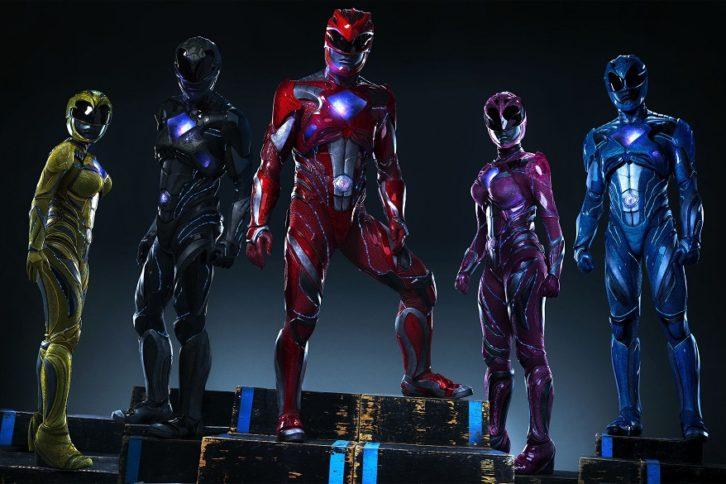 Sabans Power Rangers