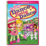 Strawberry Shortcake: Dance Berry Dance DVD Out Now! | #StrawberryShortcake