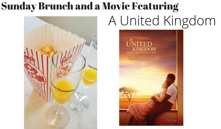 Sunday Brunch and a Movie Featuring