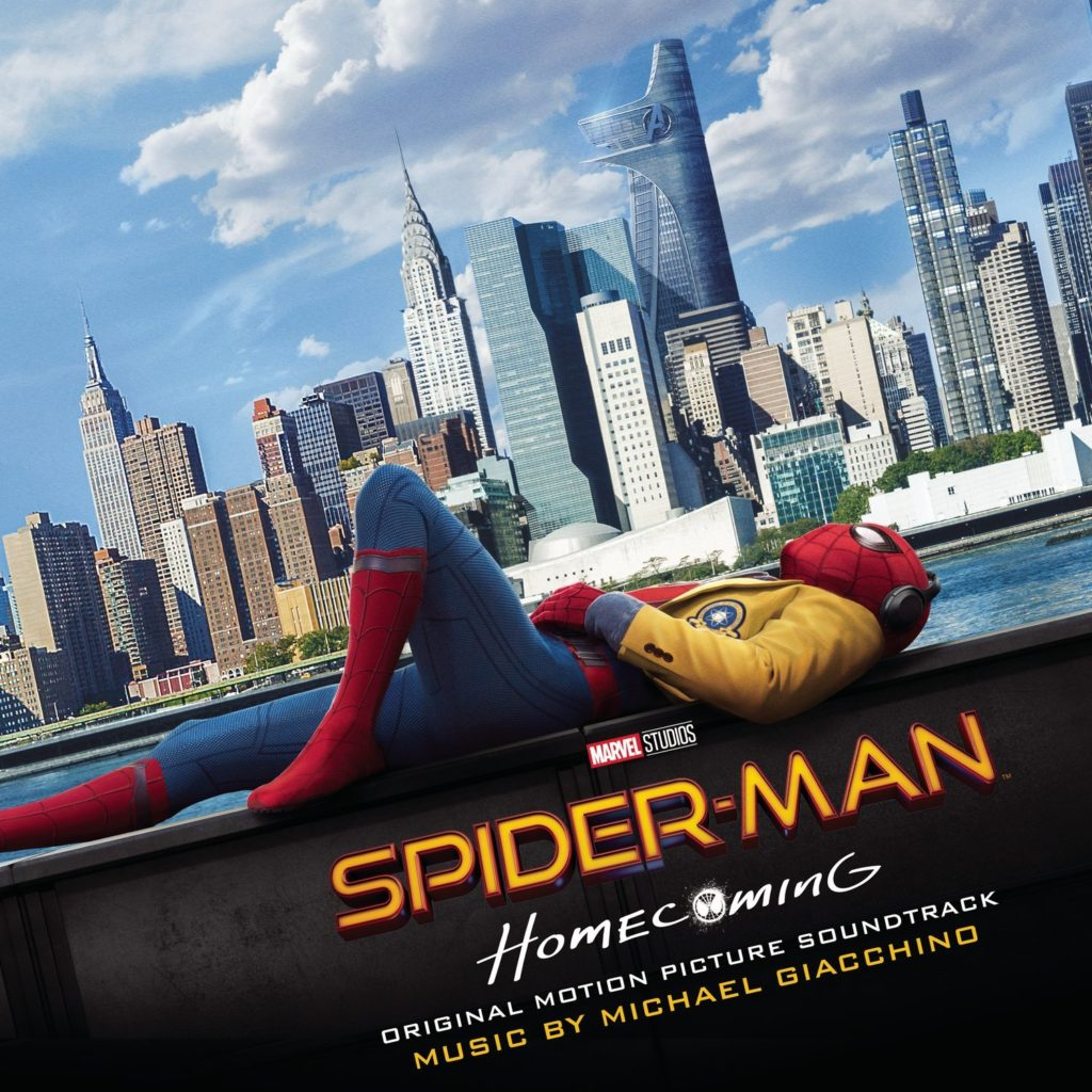 spiderman homecoming soundtrack