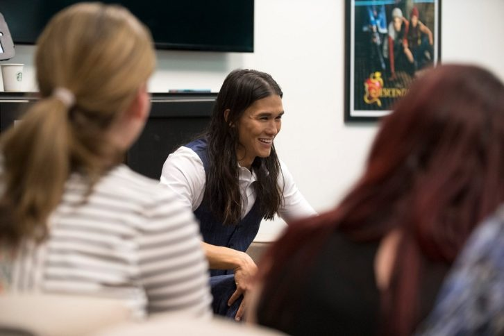 BooBoo Stewart Interview Descendants 2