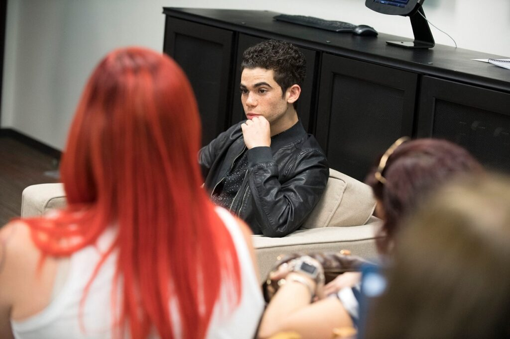 Cameron Boyce Interview Descendants 2