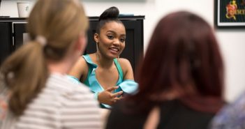 China McClain Interview