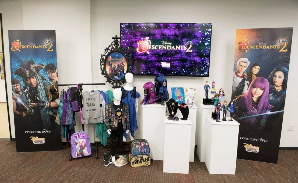 Descendants 2 Disney Consumer Products