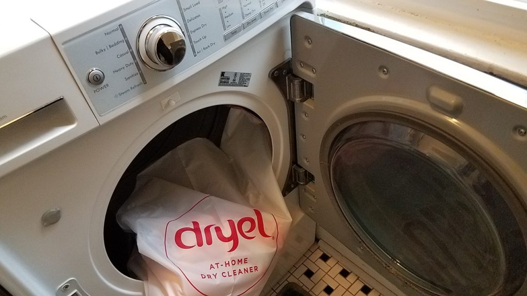 Dryel Dry Clean at Home