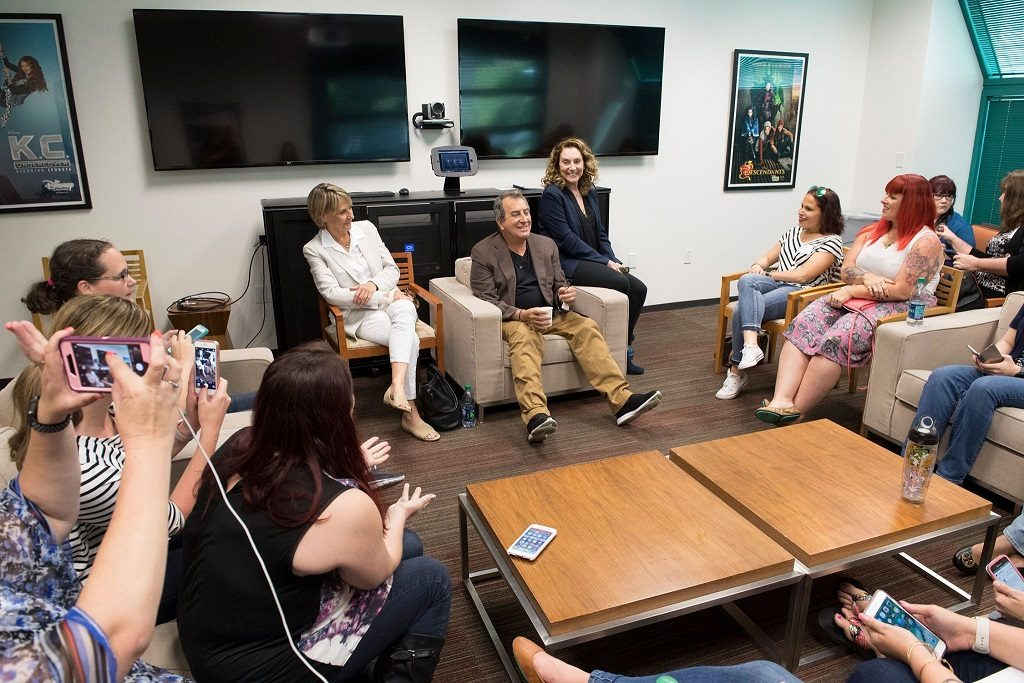 Kenny Ortega Interview Descendants 2