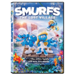 Make Family Movie Night Fun with Smurfs: The Lost Village & Smurfs Cupcakes | #SmurfsMovie #Smurfs