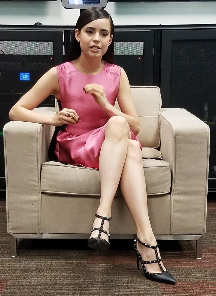 Sofia Carson Descendants 2 Interview