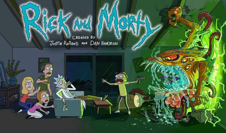 Rick and Morty x Dragon Ball Z : rickandmorty