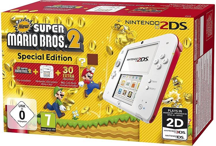 2DS Mario Bros 2