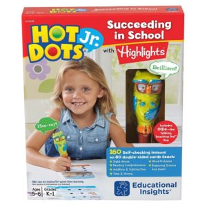 Educational Insights Hot Dots Jr. Succeeding in School