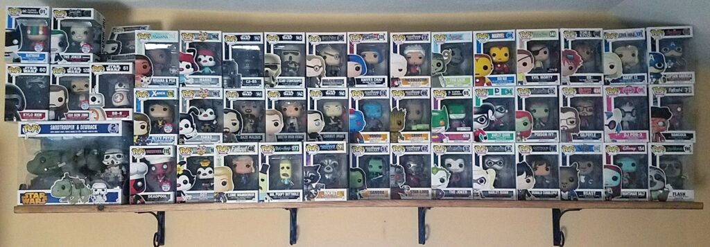 Funko POP Collection Mama's Geeky
