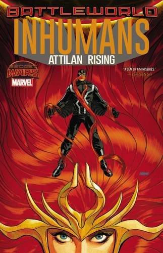 Inhumans Attilan Rising