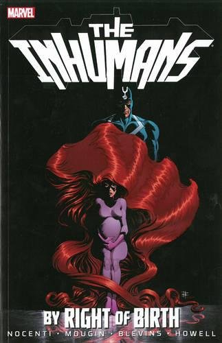 Inhumans By Right of Birth