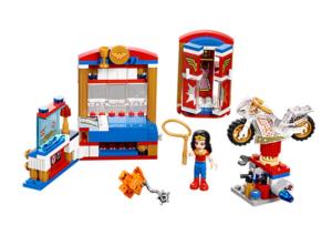 LEGO DC Super Hero Girls Wonder Woman Dorm