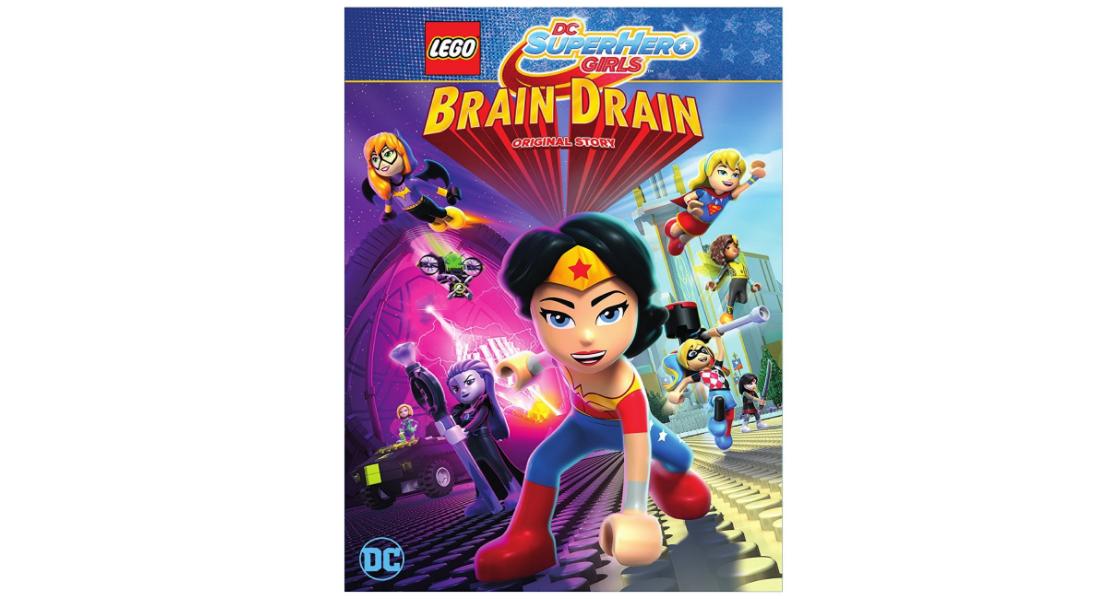 LEGO Super Hero DC Girls Brain Drain