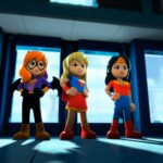 LEGO DC Super Hero Girls: Brain Drain Hits Stores 8/8! | #DCSuperHeroGirls