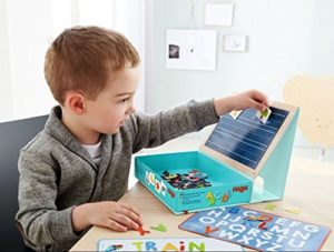 Magnetic Game Box ABC & 123