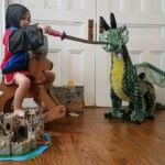Kids Can Get Medieval with Imaginative Play Thanks To Melissa & Doug | #ImaginativePlay
