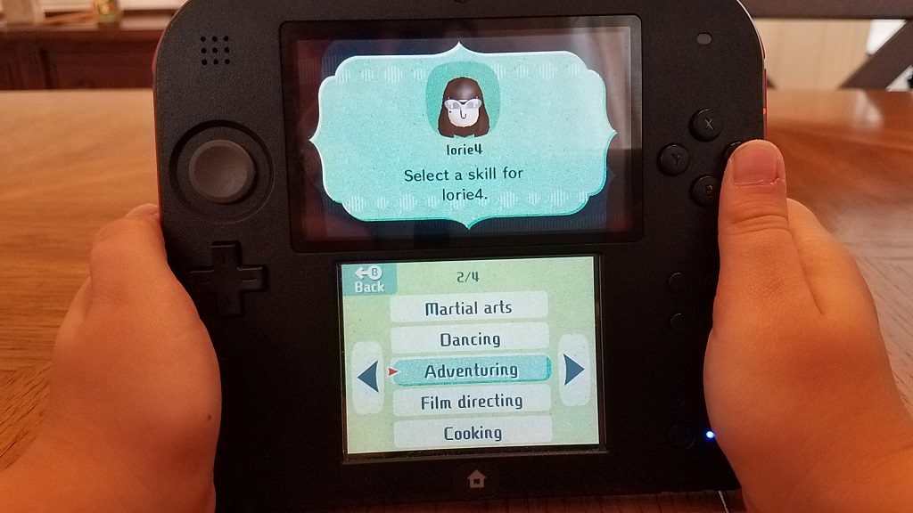 Miitopia Skill Selection Review
