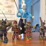 Playmates Toys Introduces New TMNT Samurai Figures | #TMNT
