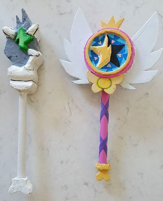 Star Vs. The Forces of Evil Wands