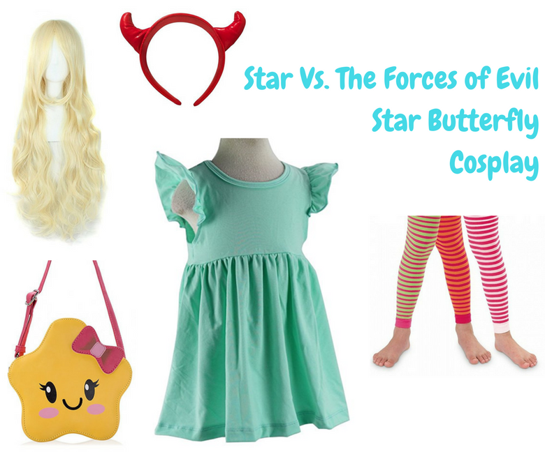 Star Vs. The Forces of EvilStar Butterfly Cosplay