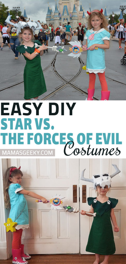 Star vs the forces of evil costumes