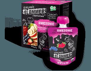 organic slammers