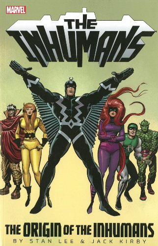 origin of inhumans