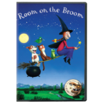 Room on the Broom Comes to DVD August 8 | #RoomOnTheBroom
