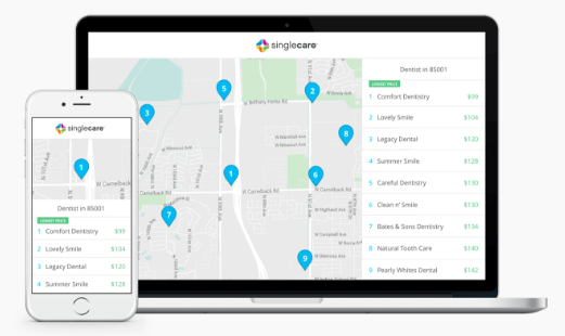 singlecare finds the best prices in your area