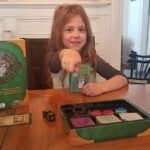 Wizard Roll From RoosterFin Games Promotes Family Bonding