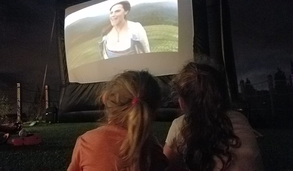 Copper Creek Movie Under the Stars