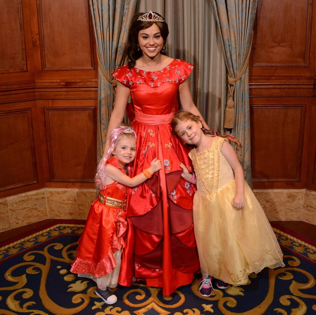 Elena of Avalor Meet and Greet