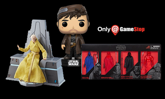 GameStop Force Friday Star Wars Exclusives