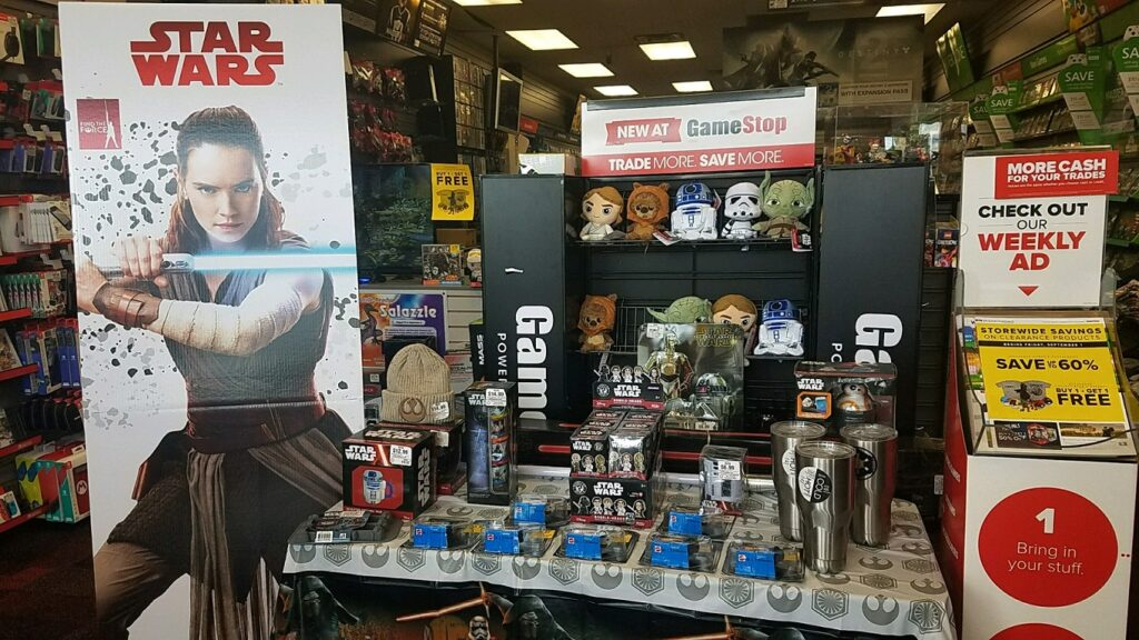 GameStop Star Wars Force Friday II