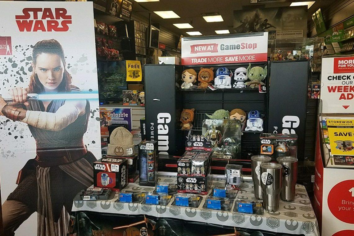 GameStop Star Wars Force Friday II