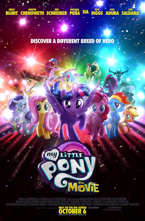 MLP The Movie Poster
