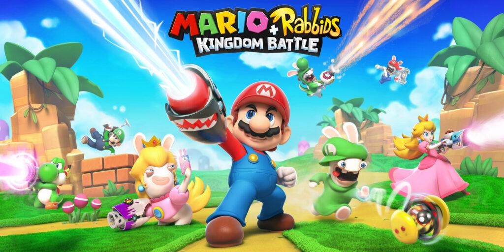 Mario + Rabbids KingdomBattle