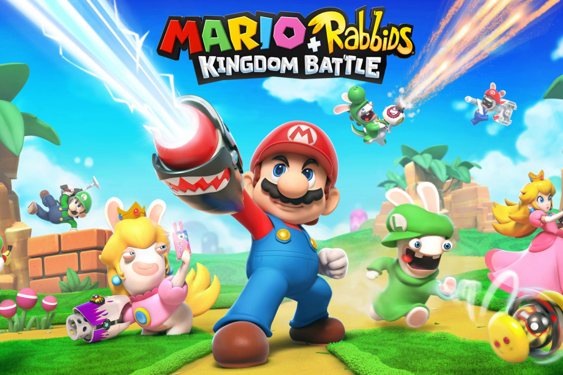 Mario + Rabbids KingdomBattle