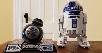 Sphero App Enabled BB-9E & R2-D2